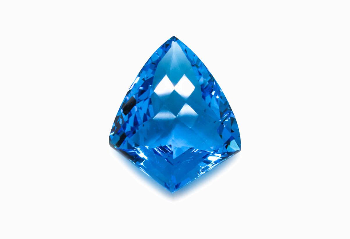 The Blue Topaz