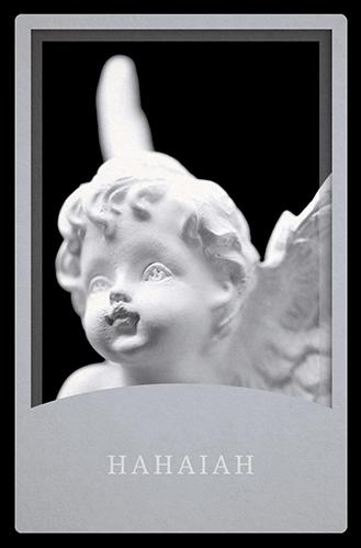 Angel Tarot Card: Hahaiah