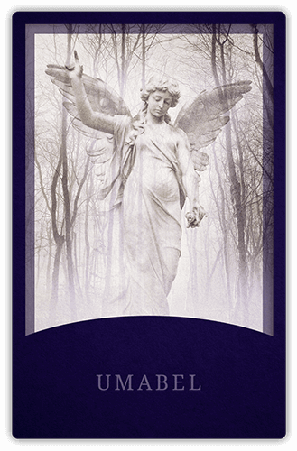 Guardian Angel Umabel   Celeste - Angelic Medium