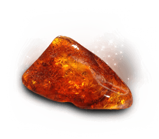 Angelic Stone: Amber