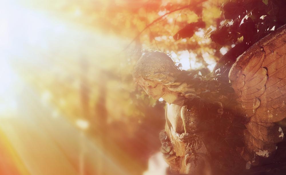 Summer Solstice Angel