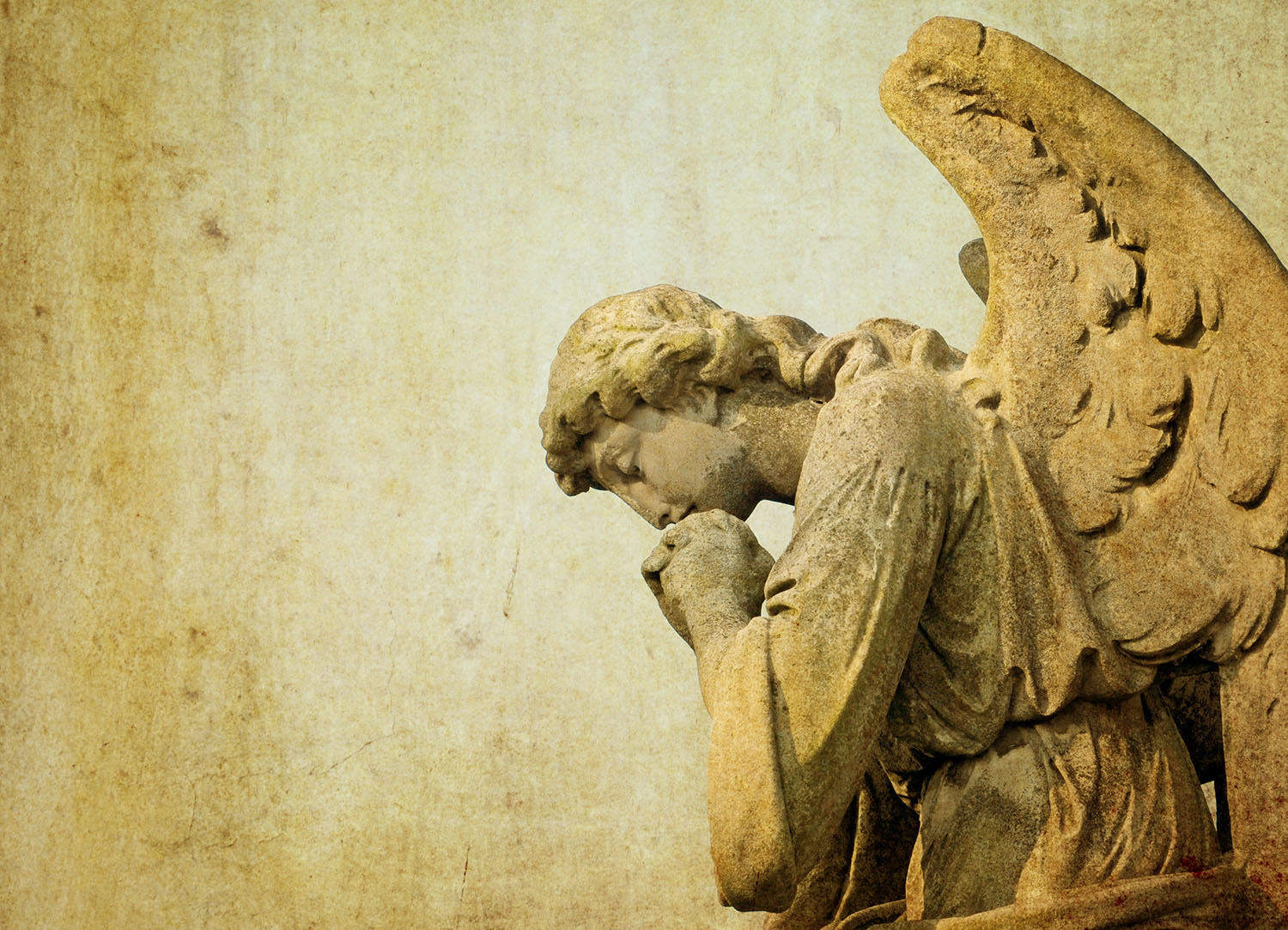 Guardian Angel Praying Payers